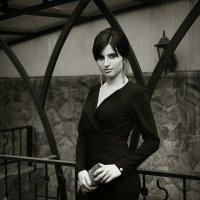 портрет для незнакомки... :: Батик Табуев