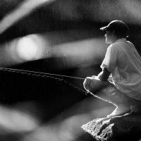 рыбак :: Виталий Исаев