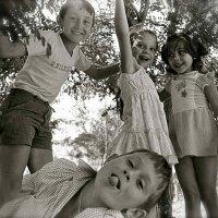 Дети нашего двора :: Андрей Чернышов