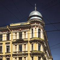На Невском :: Константин Бобинский