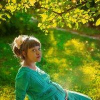 Волшебство вокруг :: Екатерина Степанова