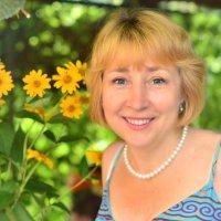 Моя любимая тётя именинница) :: Ксения Базарова