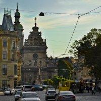 Старинный город :: Тарас Грушивский