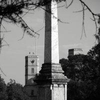 """""""Чесма"""" и две башни :: sv.kaschuk"""