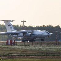 Ил-76МД - СЛО Россия :: Денис Атрушкевич