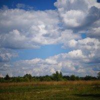 Небесный художние :: Наталья Лакомова