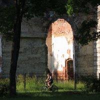 """естественное  """"оживление"""" руины :: sv.kaschuk"""