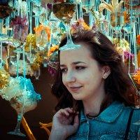 the girl in flowers :: Лена Исаева