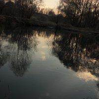 река Сетунь :: Андрей Сорокин