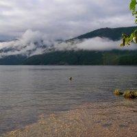 Горное озеро :: Рада Селезнёва