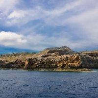 необитаемый остров. средиземное море :: юрий макаров