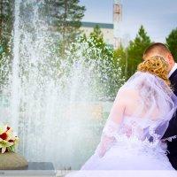 свадебный фонтан :: Анна Франкова