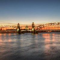 Мост императора Петра Великого :: Ed Peterson