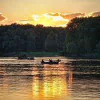 На рыбалку... :: Вячеслав Семененко