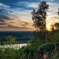 На закате... :: Sergey Komarov