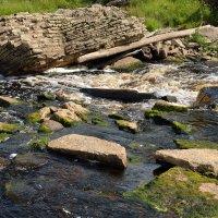 На реке Саблинка (этюд 5) :: Константин Жирнов
