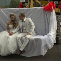 Свадьба! :: Юрий Епифанцев