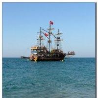 Морская прогулка :: Наталья (Nata-Cygan) Цыганова