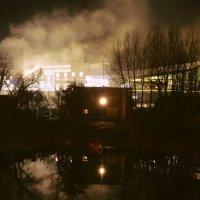 дым  над  водой :: Дмитрий Потапов