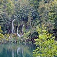 Плитвицкие озера - Хорватское чудо природы... :: Dana Spissiak