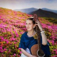 В мечтах... :: Анастасия Светлова