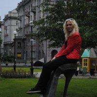 Юля :: Вера Харламова