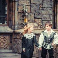 Замок :: Mr.&Mrs.Smith Кузнецовы