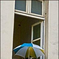 Окно в Париже :: Ольга Маркова