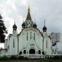 Церковь Воскресения Христова в Сокольниках :: Александр Качалин