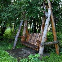 Укромное местечко для отдыха. :: Пётр Сесекин
