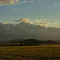 Горы как мираж :: Юлия Вандышева
