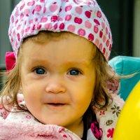 Малышка Даша. :: Инта