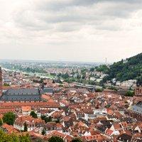 Опять крыши...В Германии :: Viktor Schnell