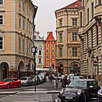 Прага. :: Андрей Вычегодский