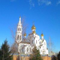 Церковь Троицы Живоначальной в Иверском монастыре ... :: Тамара (st.tamara)