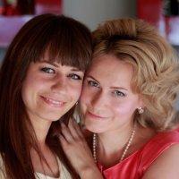 две сестрицы :: Виктория Чуб