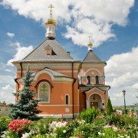 Храм в честь  Преображения Господнего. :: Виктор Евстратов