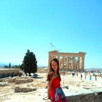 Акрополь в Афинах, Греция :: Анна К