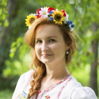 Украиночка Анна :: Виктор Петров