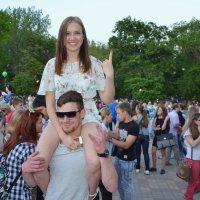 В городе нашем так многолюдно.... :: Владимир Болдырев