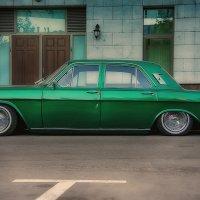 Без клиренса..или новая жизнь старого авто... :: марк