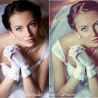 Обработка свадебного фото :: Svetlana Gordeeva