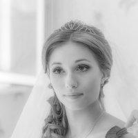 Нежное утро невесты :: Денис Шангареев