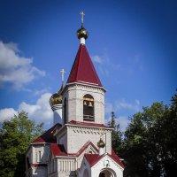 Молодечно, Церковь Георгия Победоносца. :: Nonna