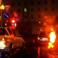 night rain :: Николай Фролов