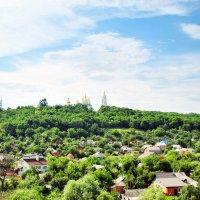 Полтавский Крестовоздвиженский женский монастырь :: Наталья Костенко