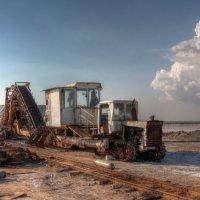 Агрегат для добычи соли :: Александр Чудесенко