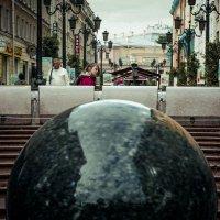 Каменный шар :: Игорь Вишняков