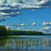 Святое озеро, Валдай :: Дмитрий Анцыферов