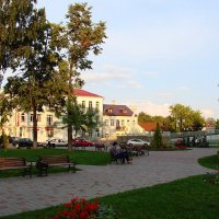 Центр города.Центральная площадь :: Владимир Гилясев